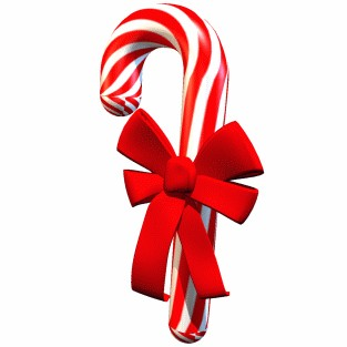 Candy Cane Party Decorations