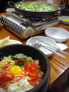 Yummy Korean Birthday Lunch